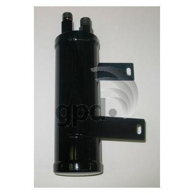A/C Accumulator, Global Parts 1411436