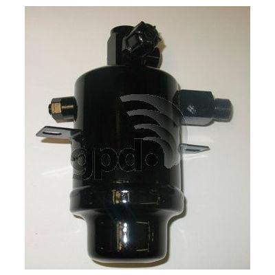 A/C Receiver Drier, Global Parts 1411446
