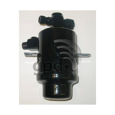 A/C Receiver Drier, Global Parts 1411447