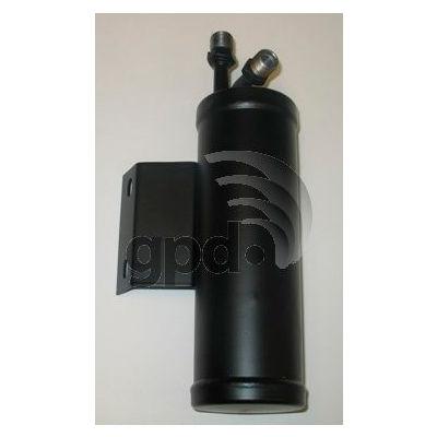A/C Receiver Drier, Global Parts 1411451