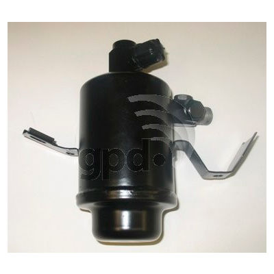 A/C Receiver Drier, Global Parts 1411465