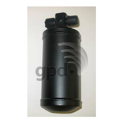 A/C Receiver Drier, Global Parts 1411466