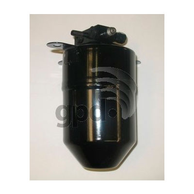 A/C Receiver Drier, Global Parts 1411469
