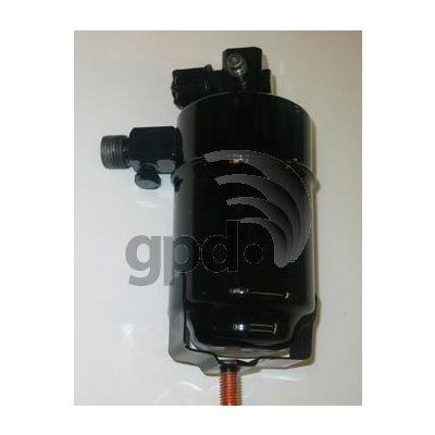 A/C Receiver Drier, Global Parts 1411471