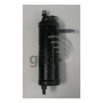 A/C Receiver Drier, Global Parts 1411477