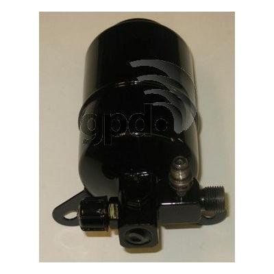 A/C Receiver Drier, Global Parts 1411479