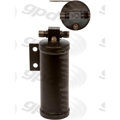 A/C Receiver Drier, Global Parts 1411502