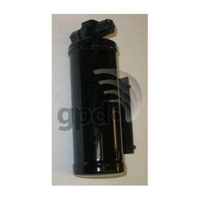 A/C Receiver Drier, Global Parts 1411503