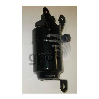 A/C Receiver Drier, Global Parts 1411511