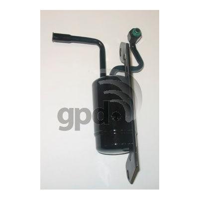 A/C Receiver Drier, Global Parts 1411544