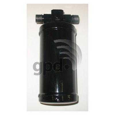 A/C Receiver Drier, Global Parts 1411553