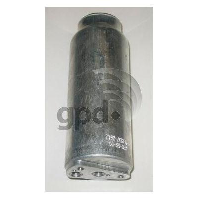 A/C Receiver Drier, Global Parts 1411557