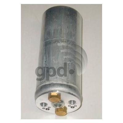 A/C Receiver Drier, Global Parts 1411569