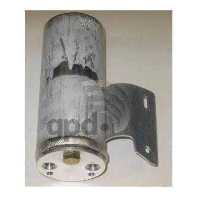 A/C Receiver Drier, Global Parts 1411570