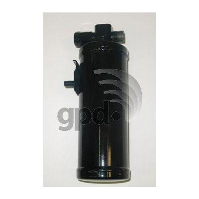 A/C Receiver Drier, Global Parts 1411578