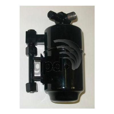 A/C Receiver Drier, Global Parts 1411580
