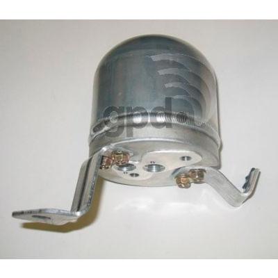 A/C Receiver Drier, Global Parts 1411582