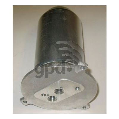 A/C Receiver Drier, Global Parts 1411589