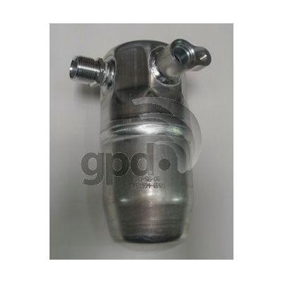 A/C Accumulator, Global Parts 1411594
