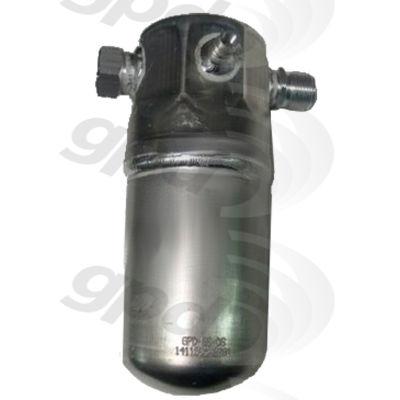 A/C Accumulator, Global Parts 1411595