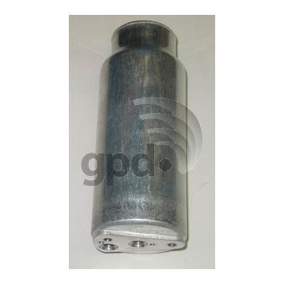 A/C Receiver Drier, Global Parts 1411624