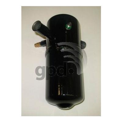 A/C Accumulator, Global Parts 1411629
