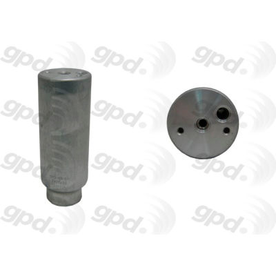 A/C Accumulator, Global Parts 1411633