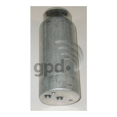 A/C Receiver Drier, Global Parts 1411636