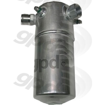 A/C Accumulator, Global Parts 1411645