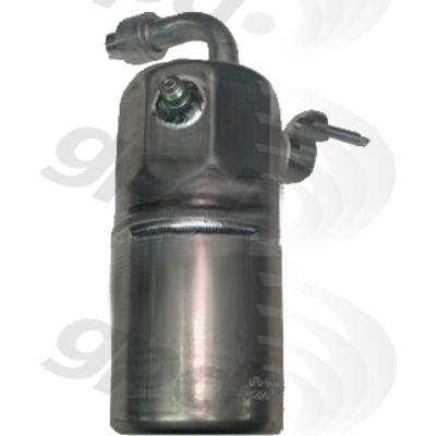 A/C Accumulator, Global Parts 1411646