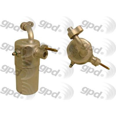A/C Accumulator, Global Parts 1411647