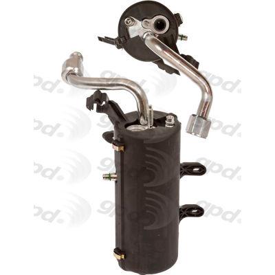 A/C Accumulator, Global Parts 1411655