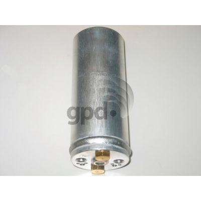A/C Receiver Drier, Global Parts 1411657