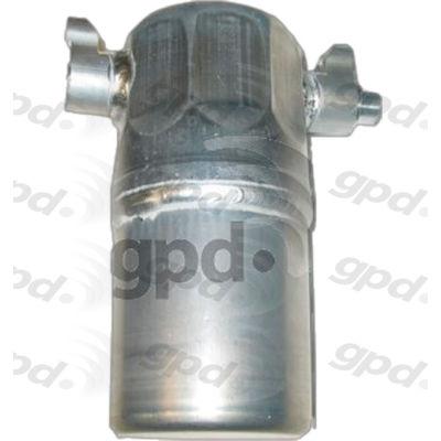 A/C Accumulator, Global Parts 1411668