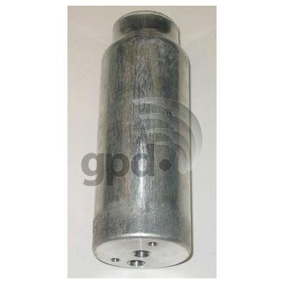 A/C Receiver Drier, Global Parts 1411670