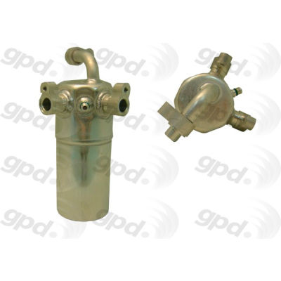 A/C Accumulator, Global Parts 1411672