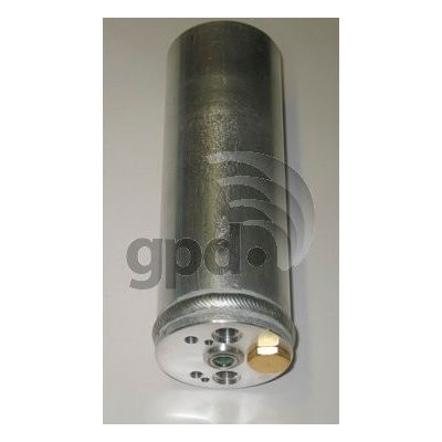 A/C Receiver Drier, Global Parts 1411674