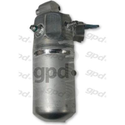 A/C Accumulator, Global Parts 1411676