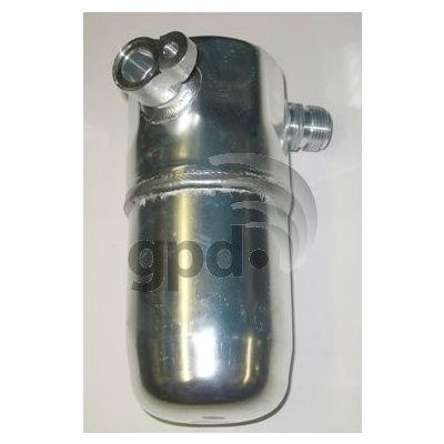 A/C Accumulator, Global Parts 1411682