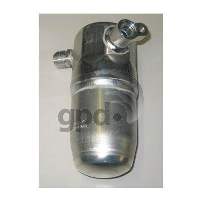 A/C Accumulator, Global Parts 1411694