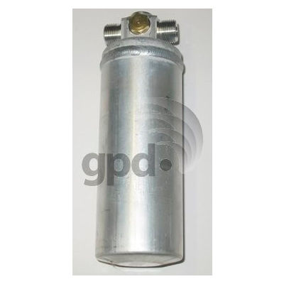 A/C Receiver Drier, Global Parts 1411701