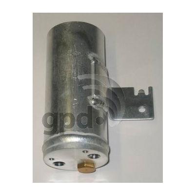 A/C Receiver Drier, Global Parts 1411714