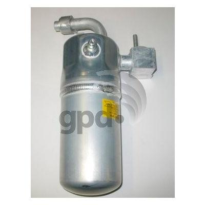 A/C Accumulator, Global Parts 1411734