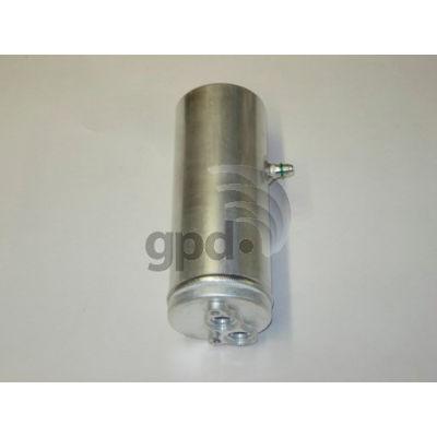 A/C Accumulator, Global Parts 1411745