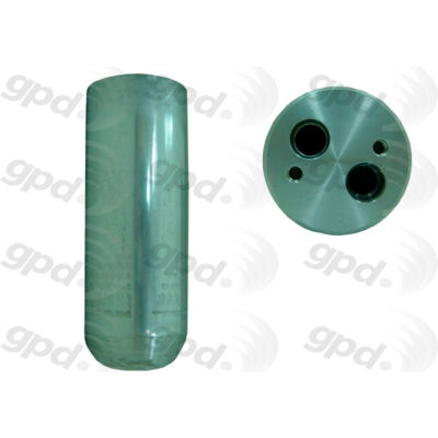 A/C Receiver Drier, Global Parts 1411753