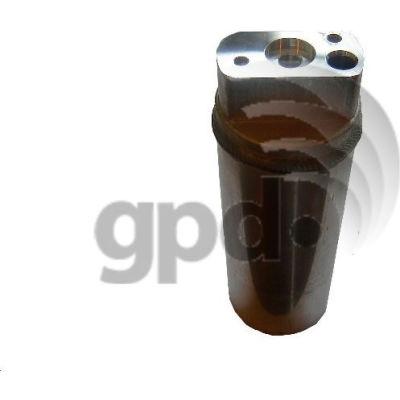 A/C Receiver Drier, Global Parts 1411757