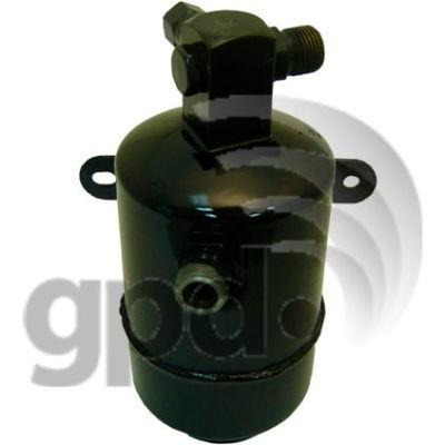 A/C Accumulator, Global Parts 1411769