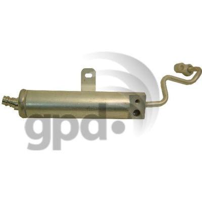 A/C Receiver Drier, Global Parts 1411773