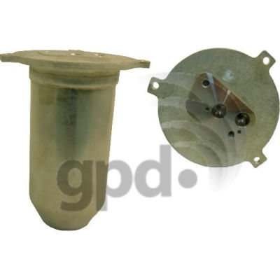 A/C Receiver Drier, Global Parts 1411774