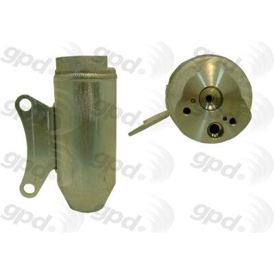 A/C Receiver Drier, Global Parts 1411779